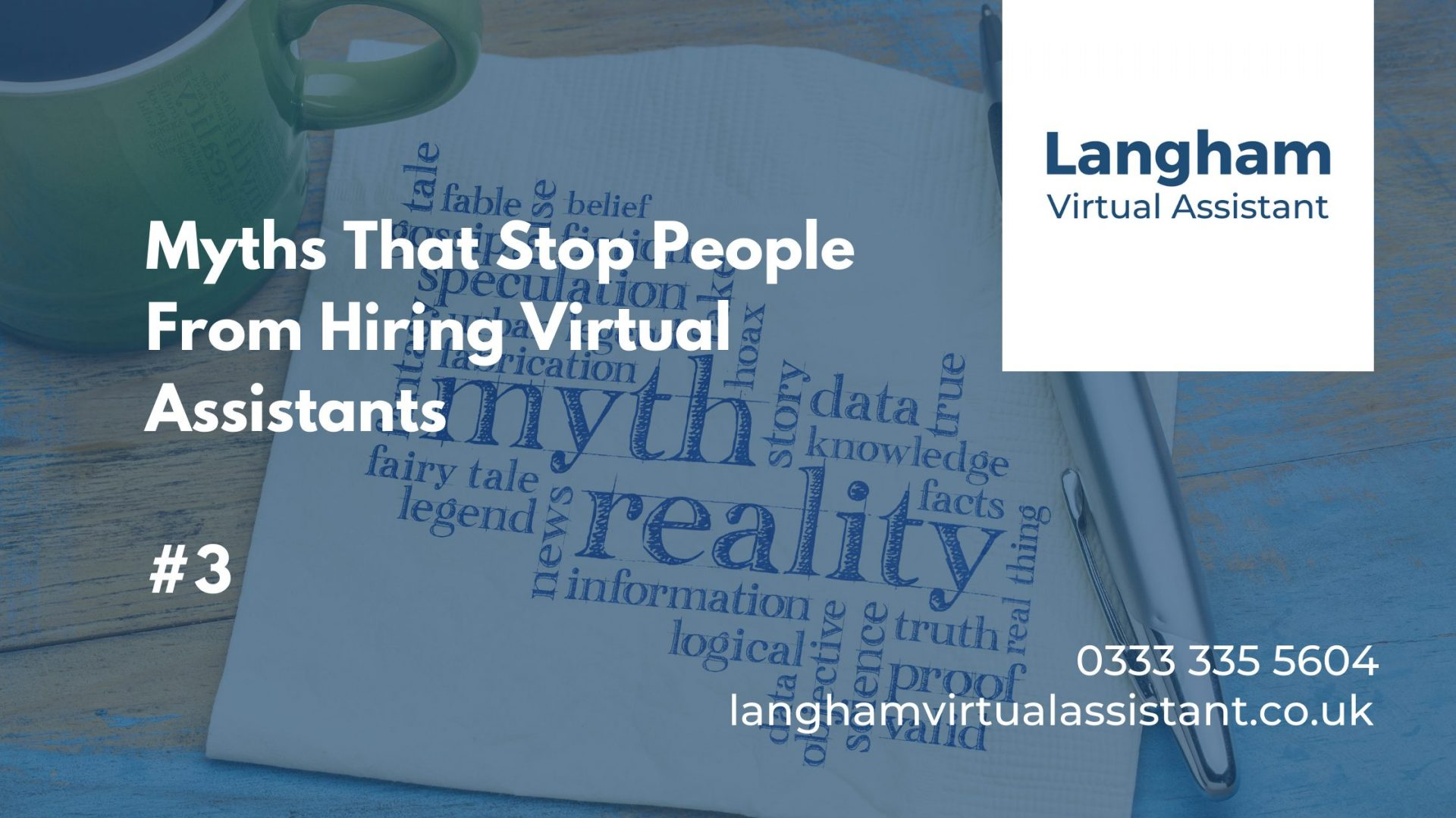 Myths That Stop People From Hiring Virtual Assistants - WordPress #3